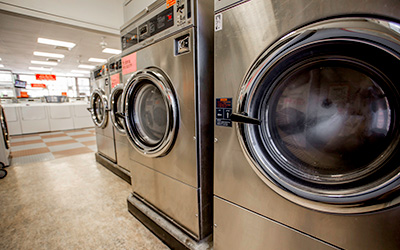 Seaspray Laundry Commerical Services